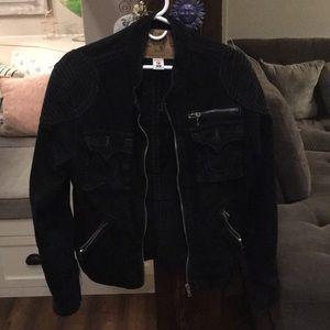 *Like New* True Religion Moto Jacket